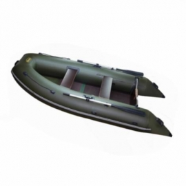 Лодки ПВХ со стационарным транцем