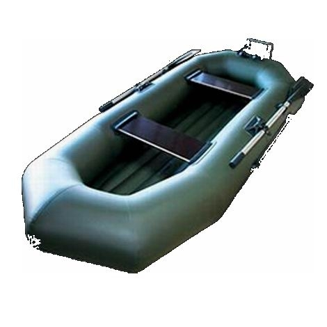 Лодка Инзер-2(260)НД + ТР