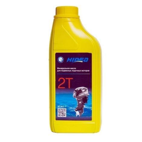 Моторное масло 2ТАС-1 Hidea 2Т АКВА Стандарт 1л (минеральное)