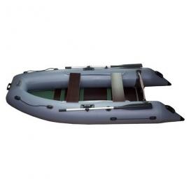 Лодка Инзер-290V-PC (реечная слань)